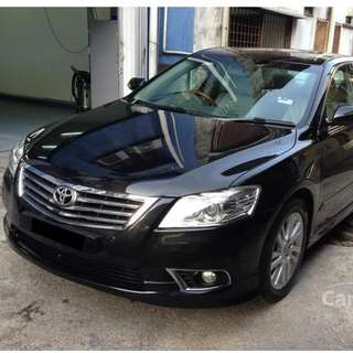 Camry 2.0 For Rent