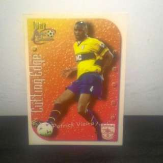 FOOTBALL Vintage Trading Cards - Arsenal
