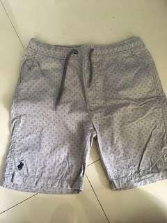 Beverly Hills Gray Shorts