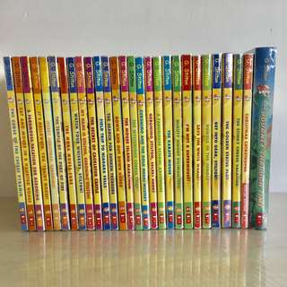 Geronimo Stilton- 27 Softcover & 1 Hardcover