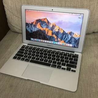 Macbook Air 4/128GB 11-inch Thn 2011,Mulus!!