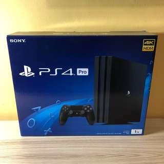 SALE BNIB PS4 Pro 1TB