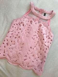 Sweetie Pink Top