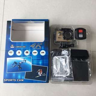 BNIB Sports HD DV Cam