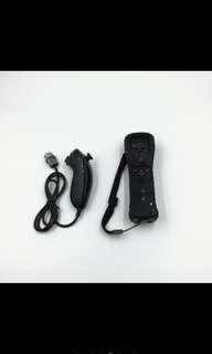 BNIP Nintendo wii remote controller and nunchuck