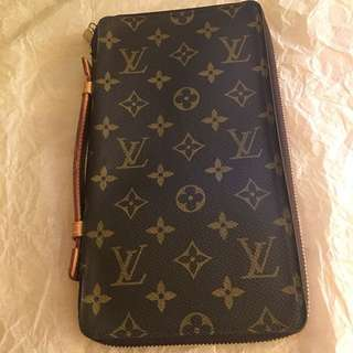 Louis Vuitton Organizer De Voyage Travel Wallet