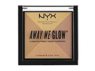 BN NYX Away We Glow illuminating powder