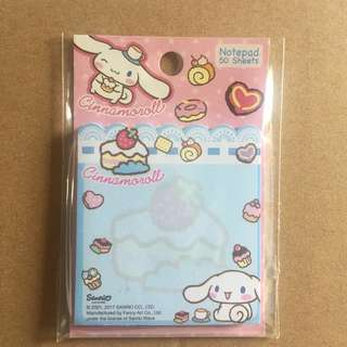 Sanrio & Disney Notepads