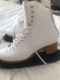 Jackson Freestyle ice skates - as new!