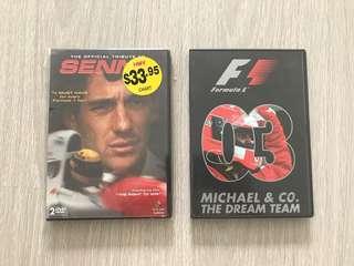 Senna & Michael Schumacher Tribute