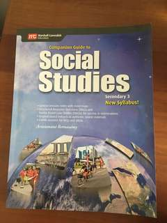Social studies workbook