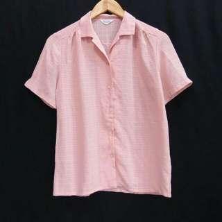 C80 Kemeja Pink