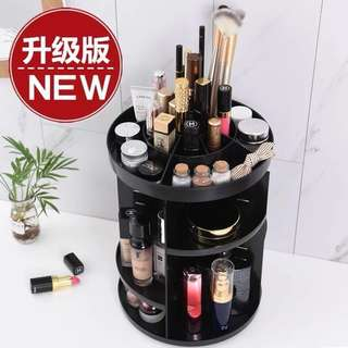 360 Rotating Make up Organiser