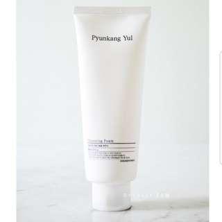 Pyunjang Yul Cleansing Foam Facial Cleanser