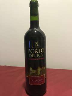 Porto Del Rey 2009 Red Dry Wine