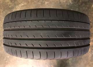 245/35R19 Used Tyre