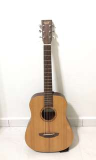 Veetah Acoustic Guitar travel size 3/4