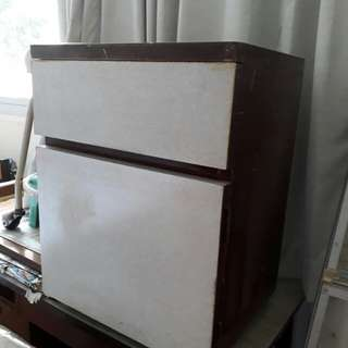 small vintage side cabinet