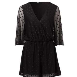 SPORTSGIRL lace playsuit