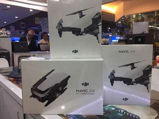 DJI Mavic Air Stand-alone