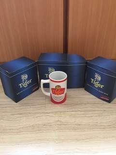 Tiger limited edition SG50 Mugs $50 In bundle
