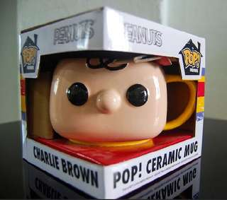 Funko POP Charlie Brown's Peanut Cup