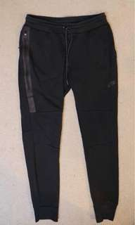 Nike tech fleece pants size medium black