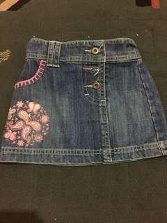 Rok jeans  by versail