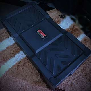 Gator Guitar Pedal Board Case with Stand
