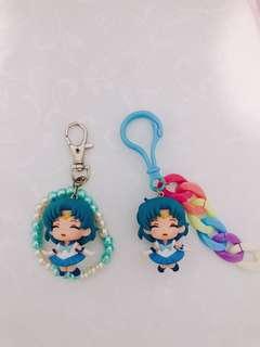 BAGCHARM - Sailor Mercury