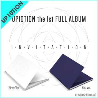 UP10TION - 1st Album ' INVITATION '