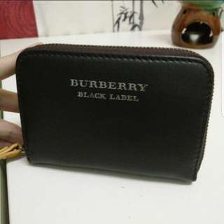 Pre-loved Burberry wallet