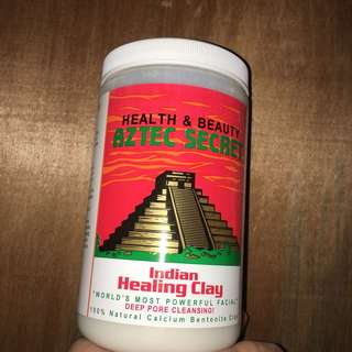 Aztec Secret Indian Healing Clay 2 pounds