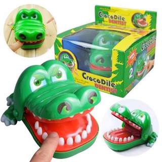 Crocodile Mouth Dentist Game Toy