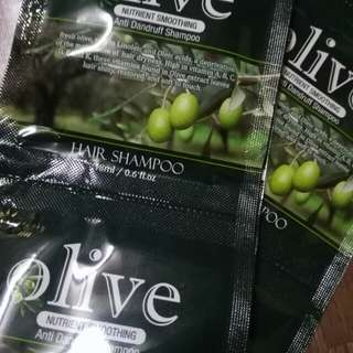 Merry Sun Olive Shampoo
