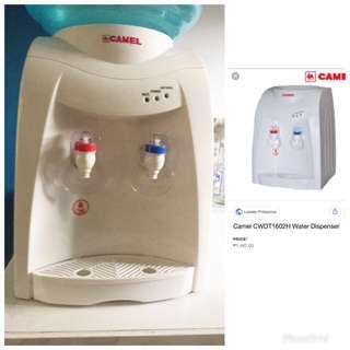 CAMEL Tabletop water dispenser (Normal & Hot)