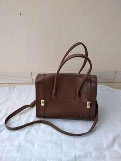 Zara brown bag
