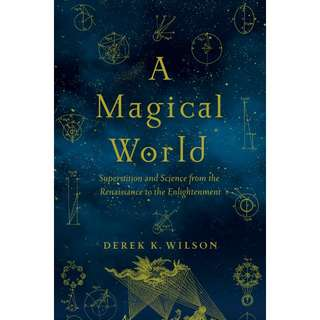A Magical World: Superstition and Science from the Renaissance to the Enlightenment by Derek K. Wilson