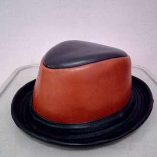 Original Leather Cap