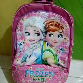 Tas anak perempuan gambar frozen