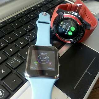 Smart watches and Batteries