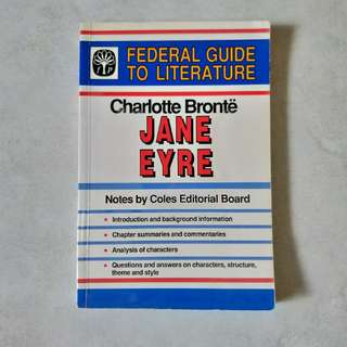 Jane Eyre Guide Book
