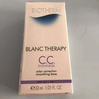 Biotherm CC evenness base