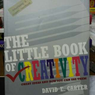 The Litle book of Creatifity