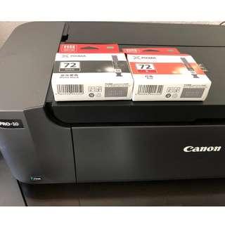 Canon Pro-10 Photo Printer