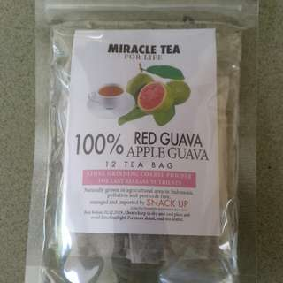 Guava Leaves Tea Bags