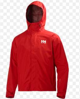 Helly hansen windproof & water resistant jacket