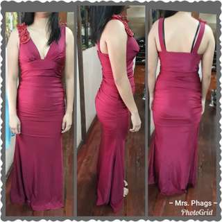 Brand new FORMAL LONG GOWN XS SMALL