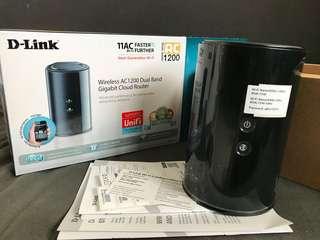 D-Link Dir-850L
