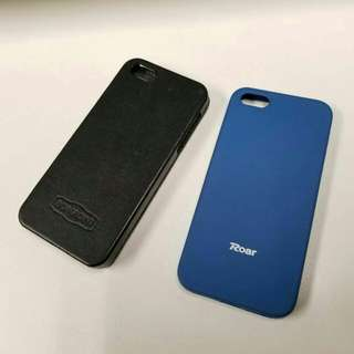 I phone 5 and 5e case x 2